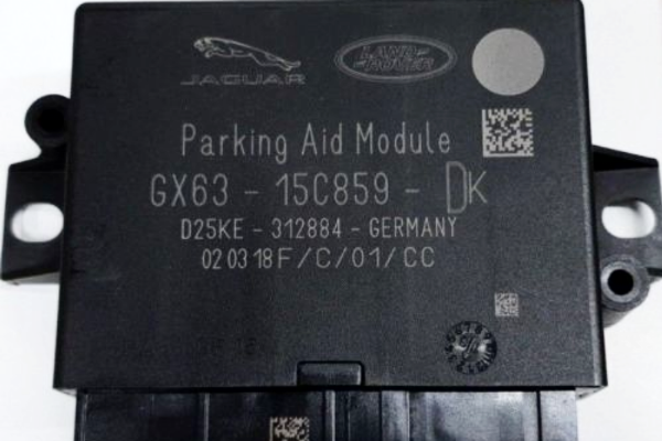 Genuine Jaguar XJ, F-Type, XE, XF, F-Pace Parking Aid Control Module